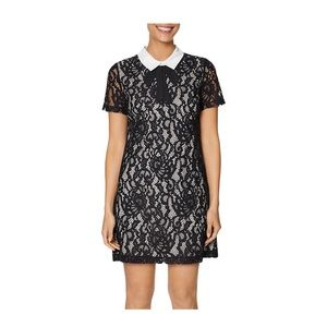 Betsy Johnson Lace Shift Dress